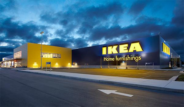 Dix nouveaux Ikea en France